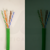 Vibrant colors inside and out - CAT6A by Vertical Cable